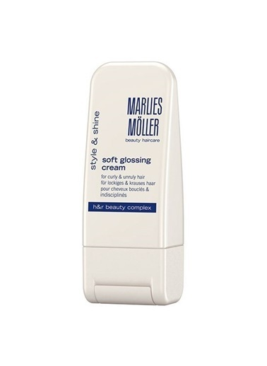 Marlies Möller Essentıal Stylıng Soft Glossıng Cream 100 Ml Renksiz